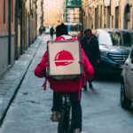 How to make money with food delivery?