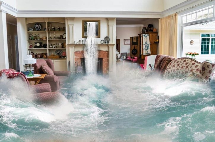 Steps to Take After Water Damage