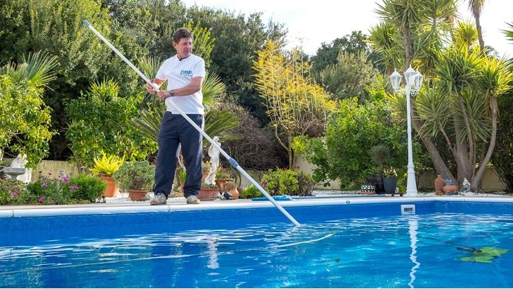 A few common repairs pool owners are familiar with